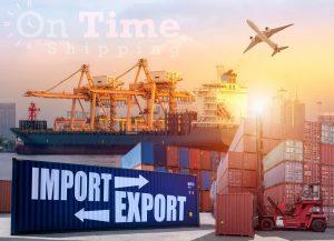 شحن-الصادرات-و-الواردات